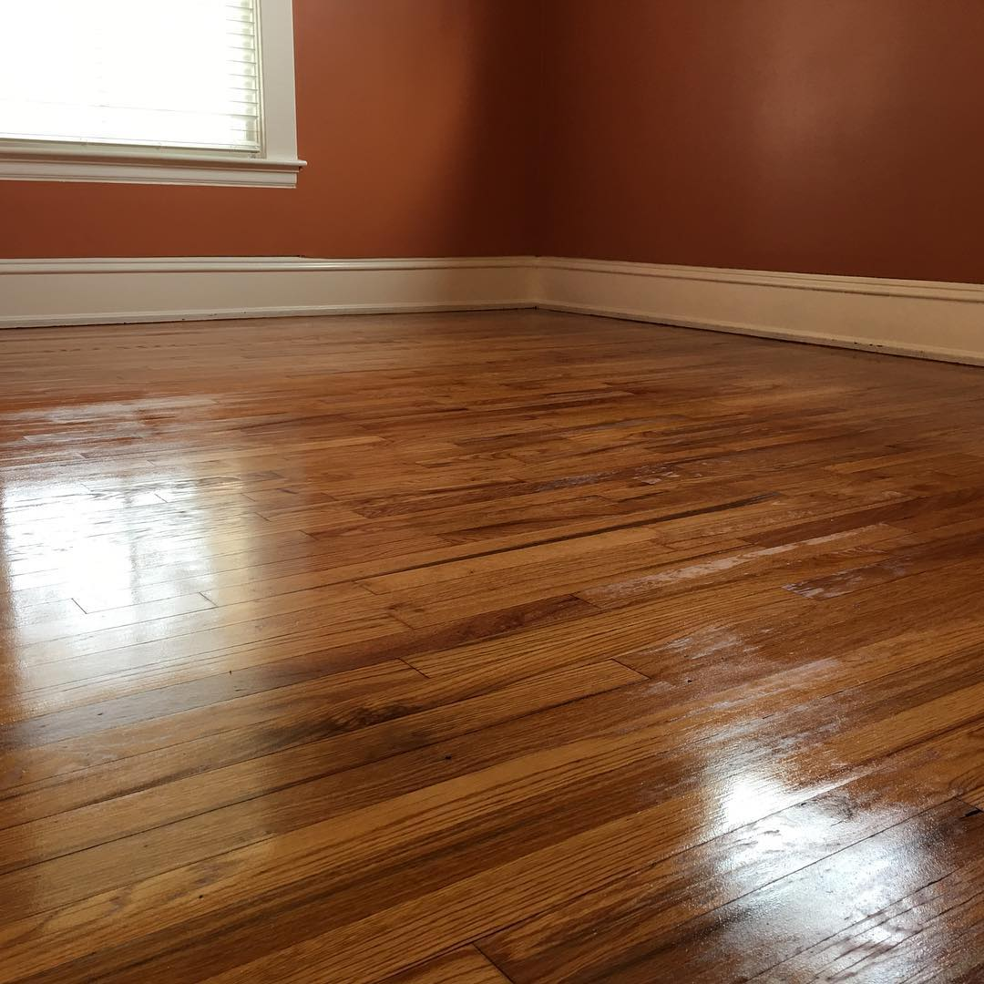 A follow up photo to the project we started just the other for Hardwood floors kalamazoo